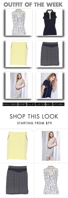"""""""Lori's Golf Shoppe Outfit Of The Week : Sunkissed Sport Haley Ladies Golf Apparel"""" by lorisgolfshoppe on Polyvore featuring ootd, sportswear, golf and lorisgolfshoppe"""