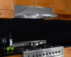 Elica EMD530S2 30 Inch Under Cabinet Range Hood with 520 CFM Internal Blower, 4 Blower Speeds, Halogen Lamps, Electronic Controls, LCD Display and Dishwasher Safe Stainless Steel Baffle Filters