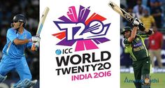 T20 World Cup – 2016 - Schedule