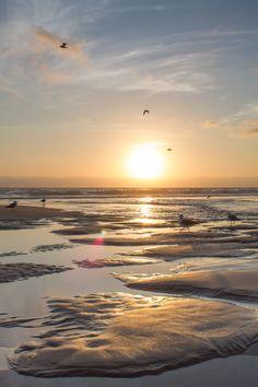 Praia da Saúde, Costa da Caparica em Portugal