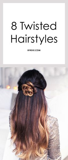 8 pretty, twisted hairstyles to try this winter
