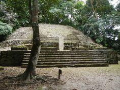 Lamanai Maya Ruins Northern Belize