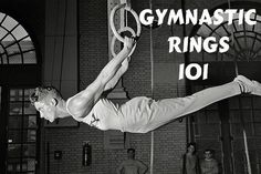 Incorporate gymnastic rings into your workout routine. Part III presents a beginner's routine and answers common rings FAQs.