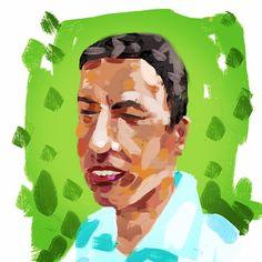Pastor Ke Pich #portrait #ipadart