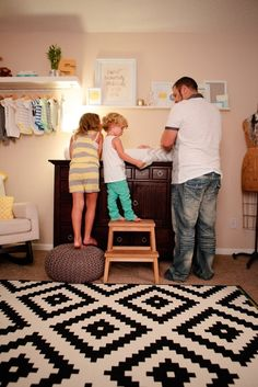 Easy Ikea Lack Hack: How To Make A Nursery Wardrobe Shelf — Fresh Mommy Blog