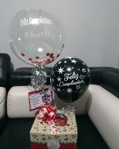 Snow Globes, Home Decor, Box, Amor, Happy Brithday, Gifts, Events, Homemade Home Decor, Interior Design