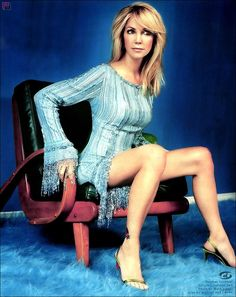 Heather Locklear from InStyle magazine