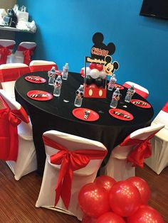 Mickey mouse baby shower for boys party planning ideas for 2020 Baby Mickey Mouse Cake, Theme Mickey, Minnie Mouse Birthday Decorations, Fiesta Mickey Mouse, Mickey Mouse Clubhouse Birthday Party, Mickey Mouse Parties, Mickey Birthday, Baby Mouse, Mickey Party