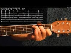 ▶ BEATLES - YESTERDAY - How to Play - Free Online Guitar Lessons With Tabs - YouTube