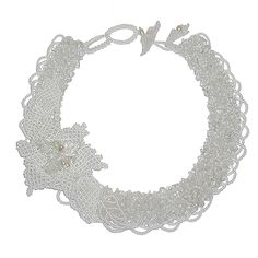 Necklace - White Queen
