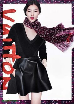 Louis Vuitton Fall Winter 2014 Lookbook - Fashion News Daily - Zimbio