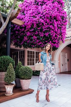 Afternoon Tea at Hotel Bel-Air (VivaLuxury) Hotel Bel Air, Viva Luxury, Spring Summer, Warm Spring, Spring Style, Cute Summer Dresses, Stunning Dresses, Spring Outfits, Chic Outfits