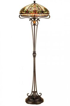 Boehme Floor Lamp