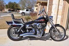 1999 FXDWG Dyna Wide Glide - 19,600 miles - $7,300 - Ft Worth, TX #scoresense