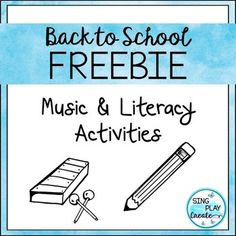 Grab this fun Music Freebie and have students share their music experiences. Printables for K-6. RESOURCE INCLUDES: Circle Map 2 Music composition activities. 4 Writing Activities 1 Coloring sheet USE THIS RESOURCE: Music Class