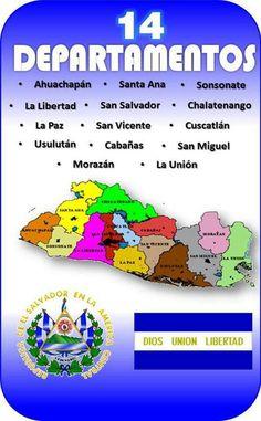 Via soy salvadoreño.