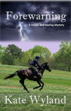 Kate Wyland ~ FOREWARNING ~ Karen's Killer Book Bench author highlight with excerpt.