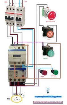 Contactor Wiring Guide For 3 Phase Motor With Circuit Breaker ... on overload relay switch, lockout relay wiring diagram, current relay wiring diagram, dayton relay wiring diagram, power relay wiring diagram, electrical relay diagram, solid state relay wiring diagram, protective relay wiring diagram, headlight relay wiring diagram, overload relay schematic, overload relay circuit, starter relay wiring diagram, alternating relay wiring diagram, furnace relay wiring diagram, omron relay wiring diagram, safety relay wiring diagram, general purpose relay wiring diagram, air conditioning relay wiring diagram, time delay relay wiring diagram, latching relay wiring diagram,