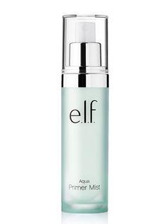 E.L.F. Aqua Beauty for Spring 2016   e.l.f. Cosmetics Aqua Primer Mist