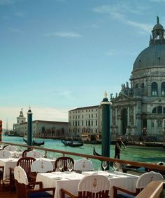 Club del Doge Restaurant, Venice, Italy