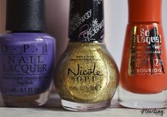 Unboxing and first impressions of the August 2016 Sunset Nailbox featuring OPI…