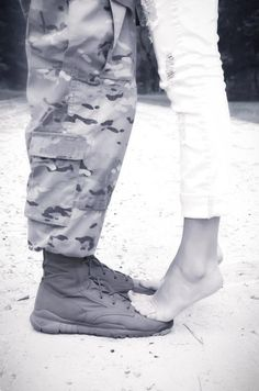Deployment homecoming picture