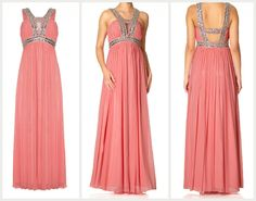 Lovely coral mesh maxi dress with cut in neck and open front detail and jewel embellished waistband and straps. Sexy and glamorous piece, perfect for a summer night party. #MaxiDresses  http://www.boudifashion.com/ladies/brands/forever-unique/forever-unique-romy-coral-maxi-dress.html  #BoudiFashion #ForeverUnique #Designer #Clothing #Fashion #Shopping #Maxi #Dresses #Ladies #Jewel #Party #Perfect
