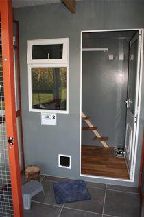 door to outdoor area