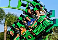 Amazing picture my sister took with her camera at MovieWorld #RebeccaNelson