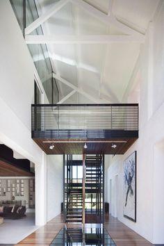 Modern Home -- Double Height -- Richmond