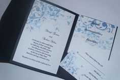 Homemade Wedding Invitation Template What do you think? Love the wording on these... More Invitations at http://myweddingmall.com/invitations