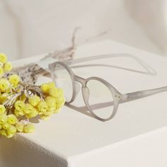 Natural & Delicate 🍃 is the new collection of reading glasses from @izipizi 🌸. Check out the new range of colours on our website ✨ Everyday Glasses, Khaki Green, Reading Glasses, Eyeglasses, Gray Color, Delicate, Range, Colours, Website
