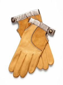 Jane S Short Glove by Maison Fabre at Gilt