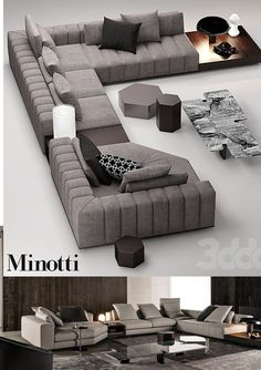 beautiful home interior L Shaped Living Room Furniture, Living Room Sofa Design, Home Room Design, Bed Design, Living Room Designs, Living Room Decor, Sofa Set Designs, L Shaped Sofa Designs, Sofa Furniture