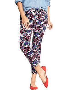 Women's The Pixie Ankle Pants | Old Navy