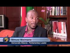 Watchmen on the Wall, exclusive interview with newly-elected DA leader, Mmusi Maimane. Democratic Alliance, Christianity, Interview, Spirituality, Thoughts, Videos, Wall, Youtube, Spiritual