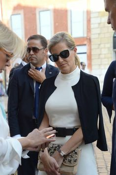 Rome 3 Oct 2014 ... Sophie Countess of Wessex