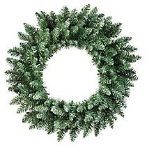The Northlight 36 in. Deluxe Windsor Pine Pre Lit Wreath twinkles softly as 100 clear incandescent lights glow amid the boughs. This realistic wreath. Pre Lit Wreath, Christmas Wreaths With Lights, Lighted Wreaths, Artificial Christmas Wreaths, Christmas Trees, Christmas Decorations, Double Door Wreaths, How To Make Wreaths, White Led Lights