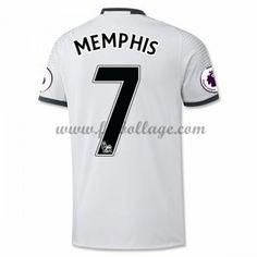 Fotbollströjor Manchester United 2016-17 Memphis 7 Tredjetröja