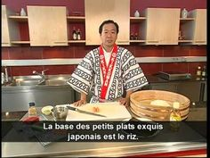 Préparation des sushis - pas à pas - YouTube