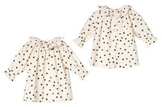 Nanos winter 2014 beige dress with stars