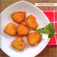 resepmakanan-id.com - Resep Nugget Sayur Keju enak sehat.Demi anak rela cari sana sini cara membuat Nugget Sayur, karena anak gak
