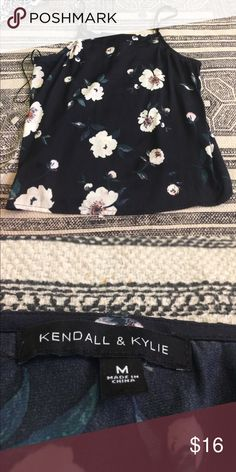 Kendall and Kylie tank from pacsun From the Kendall and Kylie collection at PAC sun -make an offer:) PacSun Tops Tank Tops