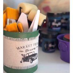 Textiles, Diy Bottle, Baking Ingredients, Cookie Dough, Ideas Para, Instagram, Tin Cans, Bottles, Artisan