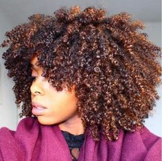 4 Things I Wish I Knew When I First Went Natural - https://blackhairinformation.com/by-type/natural-hair/4-things-wish-knew-first-went-natural/