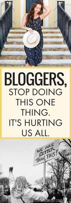 bloggers, stop doing this one thing it's hurting us all, tips for new bloggers, bloggers stop doing this, bloggers don't matter, advice for bloggers, influencer marketing, #bloggingtips, #bloggingadvice, #blogtips, #howtomakemoneyblogging, #bloggeradvice, #newblogger, #newbloggers, #howtostartablog