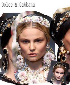 Detaljer Dolce & Gabbana 2013