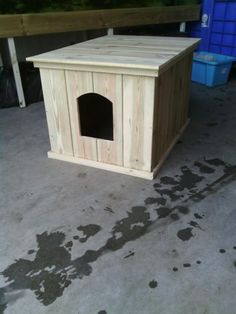 Kattenbak ombouw (Marktplaats)