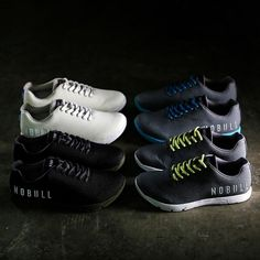Shoes don't define you. They're defined by you. The NOBULL Trainer. #NOBULL #JustTheHorns ALL STYLES ON NOBULLPROJECT.COM