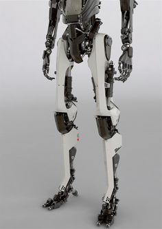 visualreverence: sadgas-art's AUDI A4 ROBOTS
